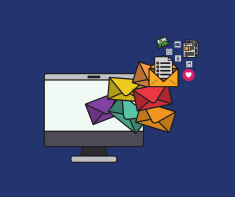Email Campaign Icon